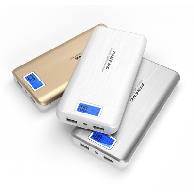 Внешний аккумулятор Pineng PN-999 20000mAh